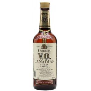 Seagram's VO -0