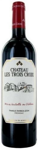 Chateau Les Trois Croix 2018-0