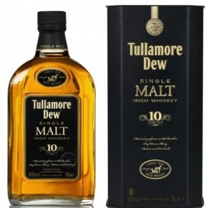 Tullamore Dew Single Malt 10Y-0